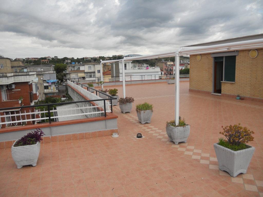 A225 Attico con terrazzo 300mq