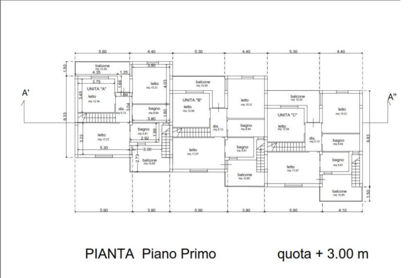 pianta-primo-piano-villa-scala