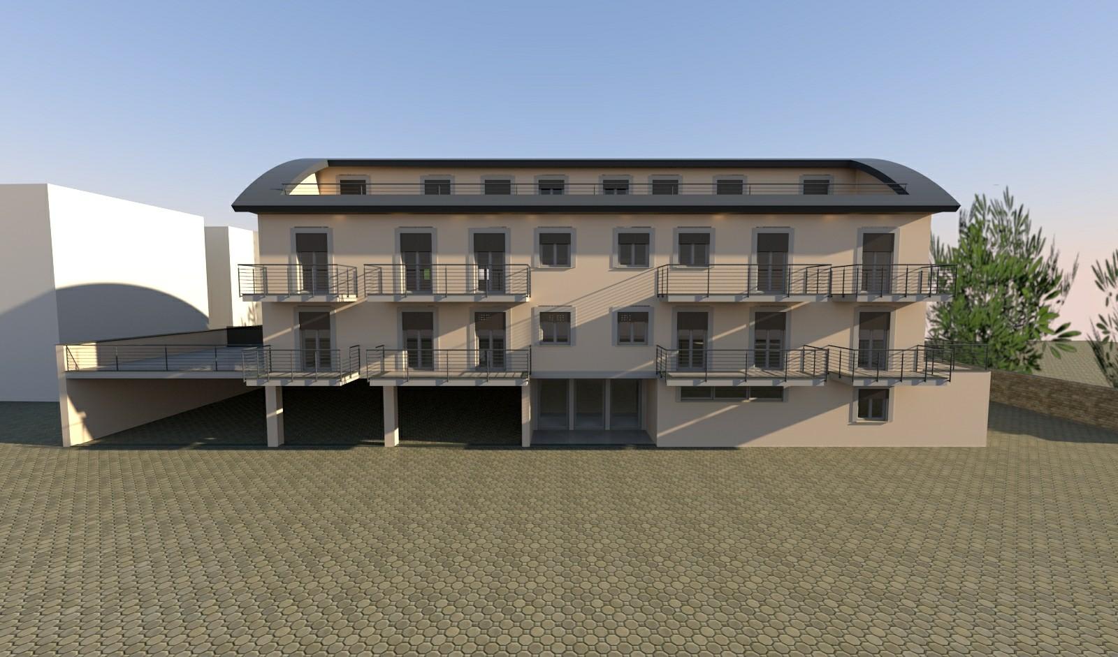 Appartamenti di nuova costruzione Scauri