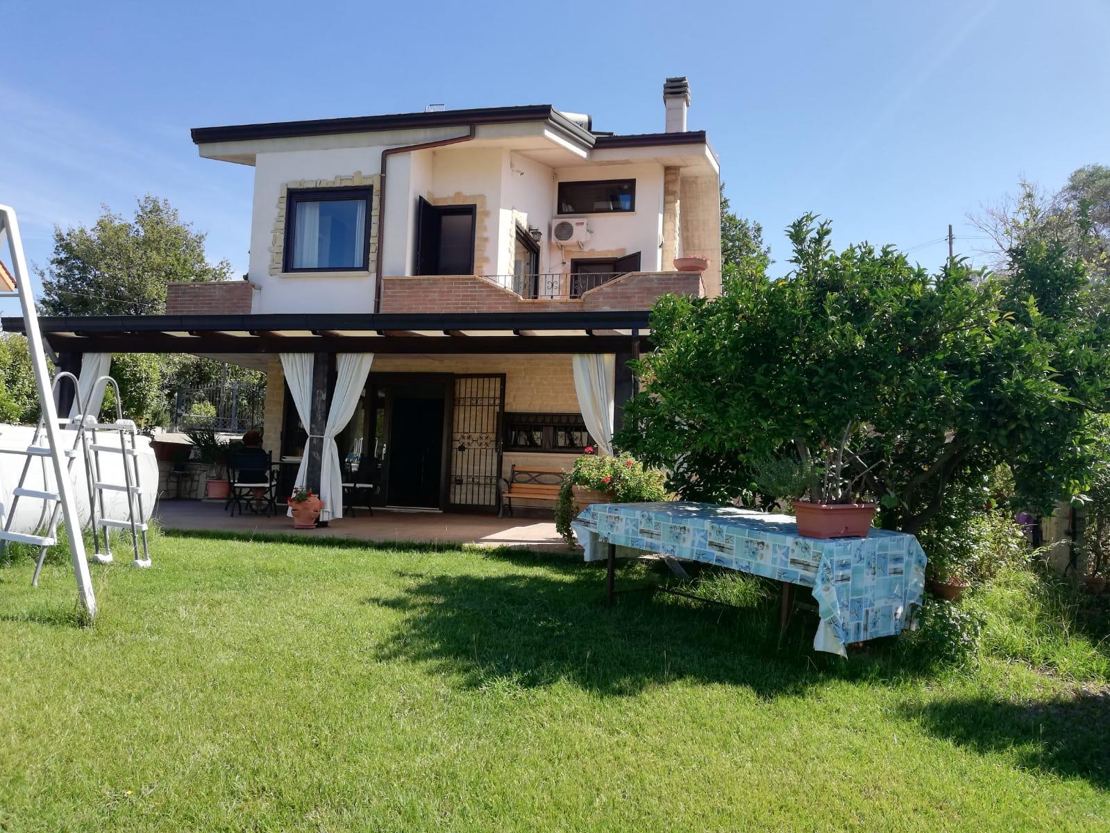 Villa unifamiliare panoramica Tremensuoli
